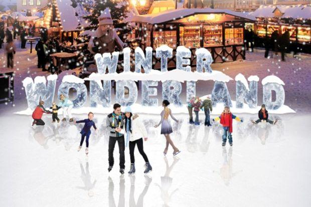 """Swissotel The Bosphorus, İstanbul'dan buz üstünde harikalar diyarı: """"Winter Wonderland"""""""