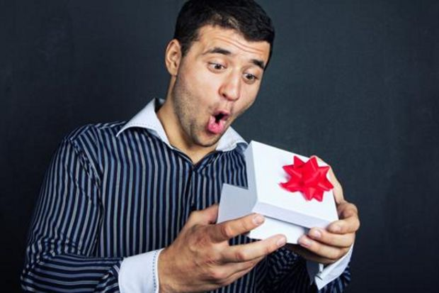 Erkeklere hediye almanın zorlukları artık geride kaldı!