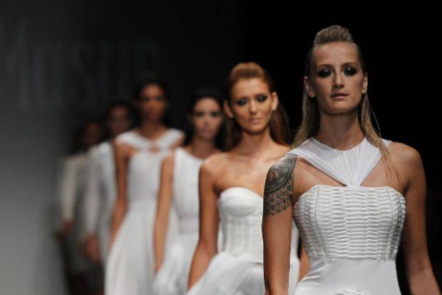 Dünya modası İstanbul Fashion Week'te yerini alıyor!
