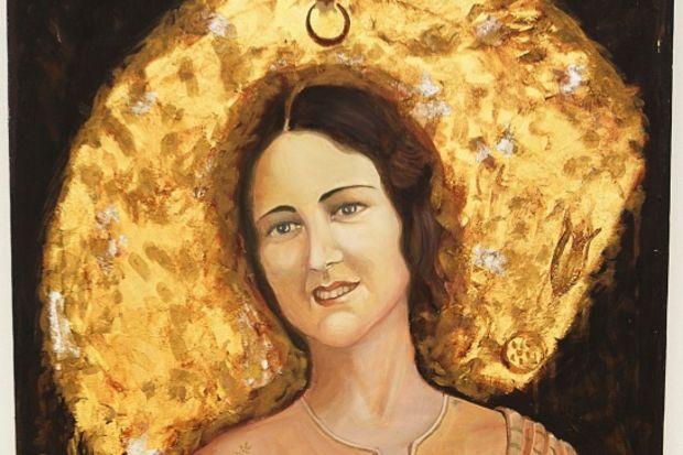 Öncü kadınlar tuvalde…
