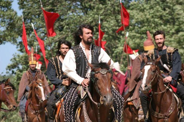 'Fetih 1453' ilk seansta ayakta alkışlandı