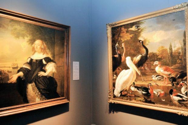 Rembrandt'ın ışığı ve karanlığı SSM'de!