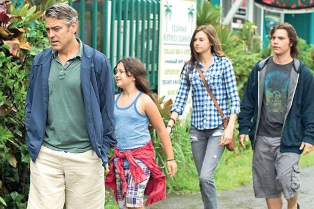 Hawaii'de bir aile dramı: Senden Bana Kalan