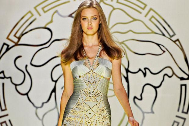 Versace 2012 İlkbahar / Yaz Koleksiyonu
