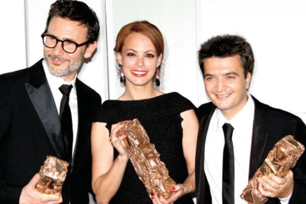 'The Artist'e 6 Cesar ödülü