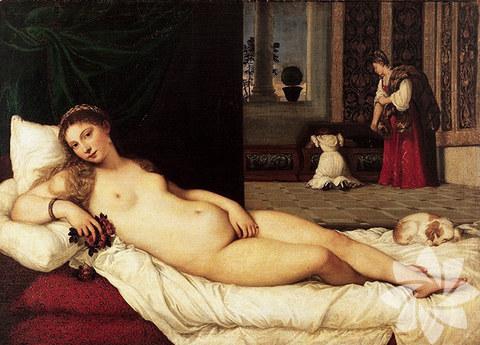Urbino Venüs'ü - Titian