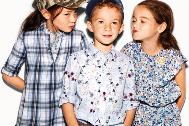 Benetton 2012 İlkbahar / Yaz Çocuk ve Bebek Koleksiyonu