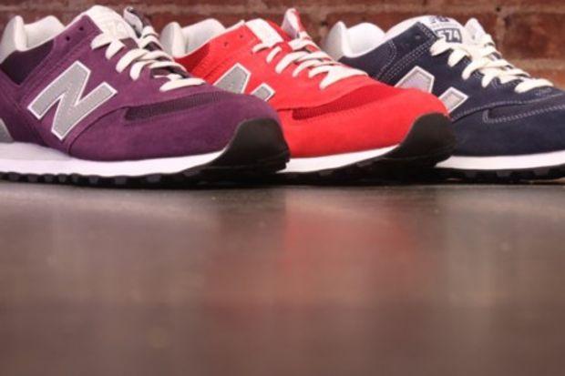 New Balance 2012 İlkbahar / Yaz Modelleri...