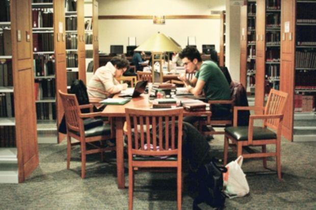 """İstanbul'da """"gececi"""" kütüphane haftası başlıyor..."""