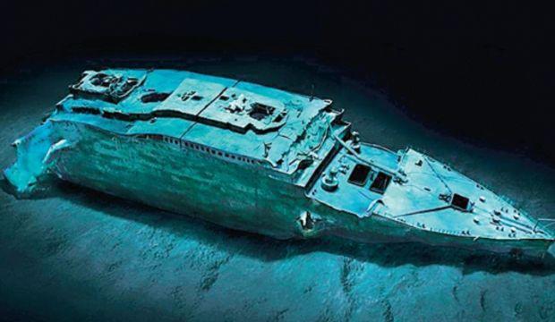 En son teknolojiyle Titanic!