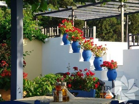 Bahçe dekorasyon önerileri