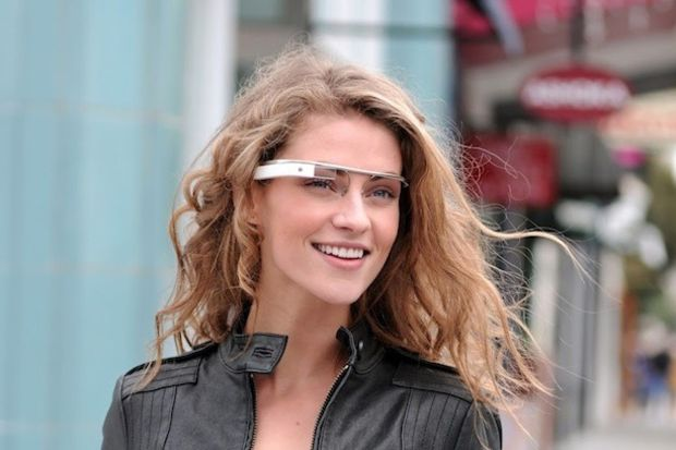 Google'dan geleceğin gözlüğü!