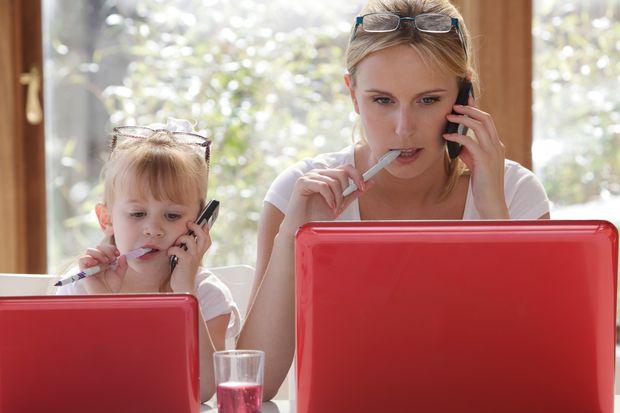 Kadınların kariyer kaygısı çocuğa engel mi?