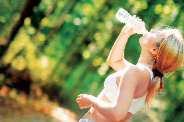 Bahar yorgunluğuna karşı bol bol su için