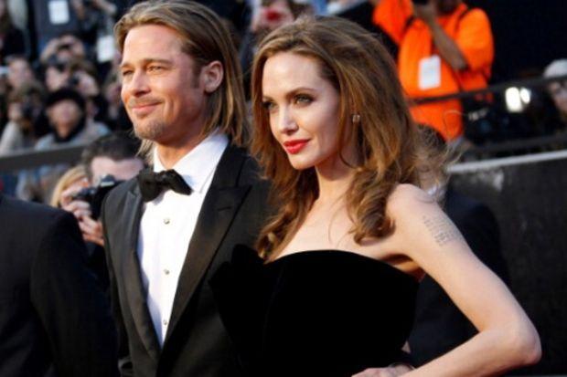Jolie - Pitt çiftinden nişan ve ikinci film sürprizi