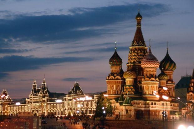 Rusya'ya vize kalktı kadınlar Moskova'ya koştu!