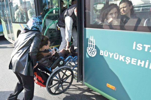 Engelli kartına engel çıktı