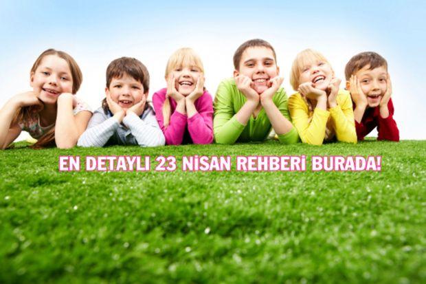 Çocuklar için 23 Nisan aktiviteleri!
