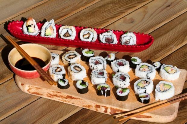 Sushi Pirinci nasıl yapılır?
