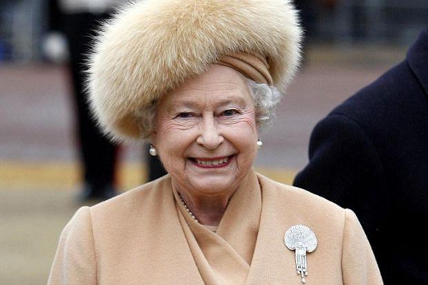 Böyle olur kraliçenin doğum günü!