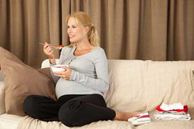 Obezite ile mücadele anne karnında başlıyor