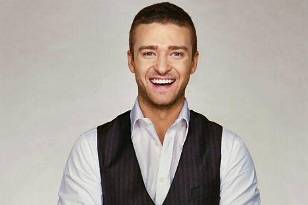 Justin Timberlake evinize geliyor!