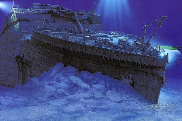 Çin işi Titanic geliyor