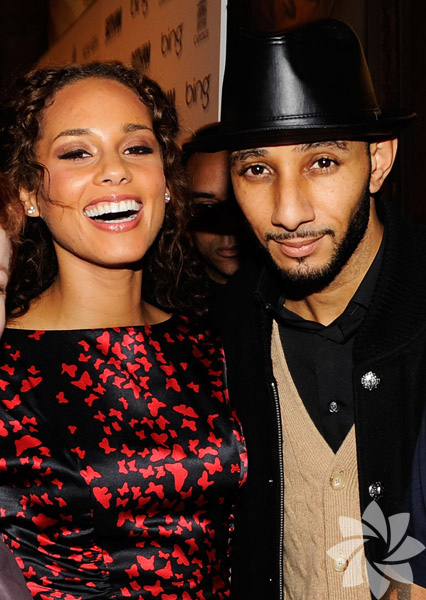 Alicia Keys - Swizz Beatz