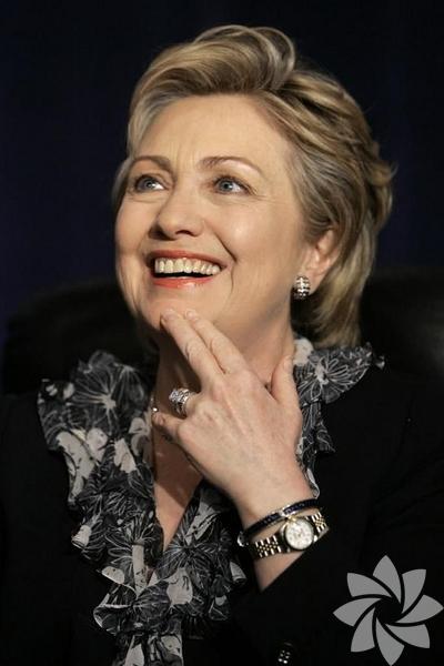 Hillary Clinton - Başkanlık Sekreteri