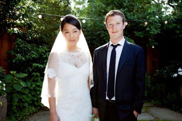 """Mark evlendi! İşte karşınızda """"Bayan Facebook"""""""