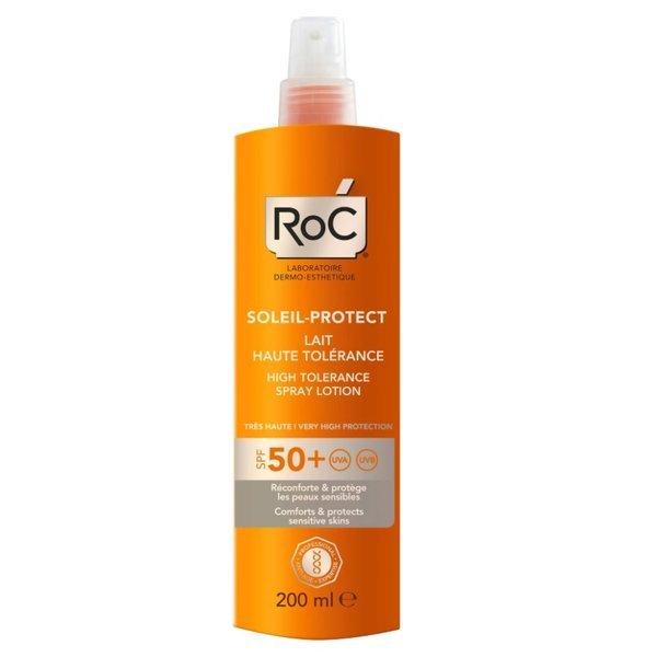 Roc hassas ciltler için güneş korumalı losyon SPF 50 200 ml - 56.95 TL