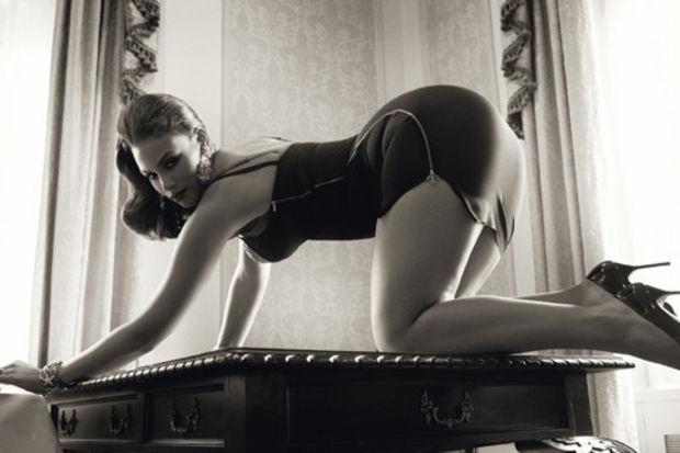 """Büyük beden modeli Candice Huffine:  """"Seksi ve güzeliz"""""""