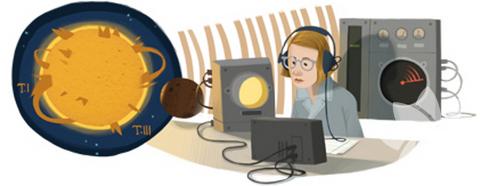 Google doodleları...