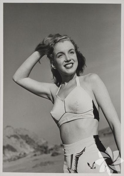 Marilyn Monroe 1926 doğumlu ve gerçek adı Norma Jeane'dir.
