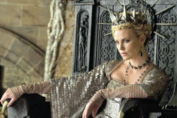 Savaşçı ve lider; Pamuk Prenses