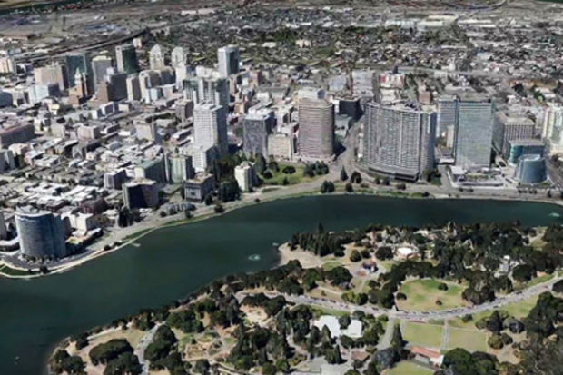 Google Earth 3 boyutlu oluyor!