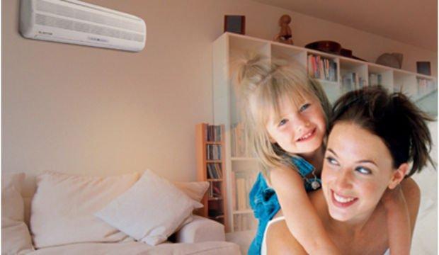 Bezdiren sıcaklarda mantıklı klima kullanımı