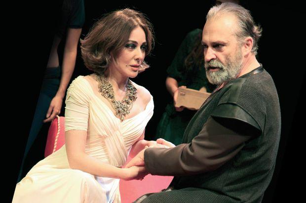 'Antonius ile Kleopatra' Londra'dan sonra İstanbul'da