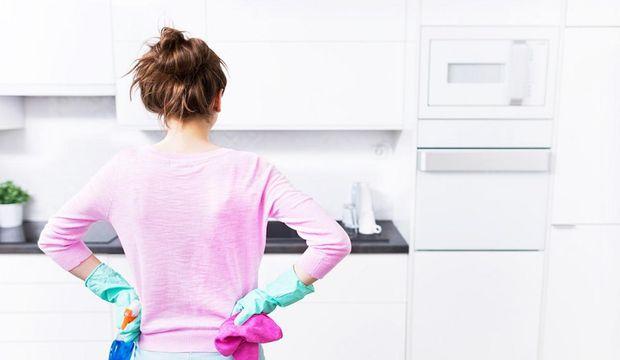 Mutfak temizliği artık çok kolay!
