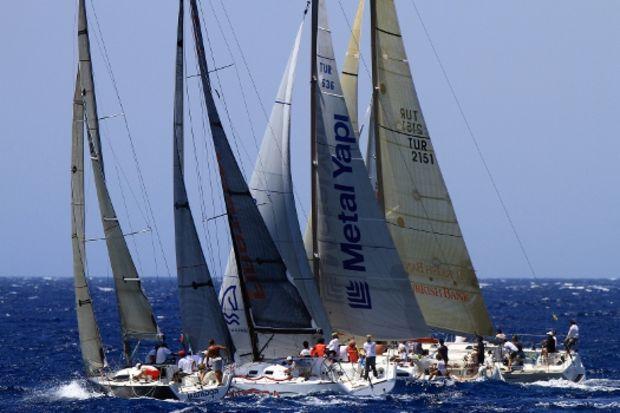 Turgutreis Cup yelkenleri, Ege'nin mavi derinliklerine açılıyor…