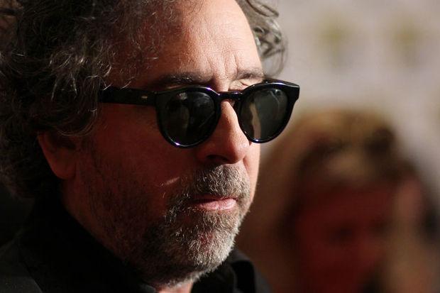 Tim Burton, Comic-Con'da...