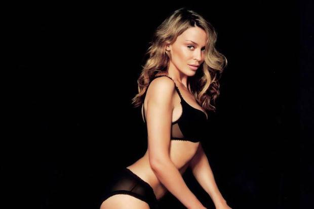 Kylie Minogue'un güzellik sırları...