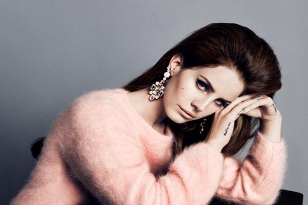 Lana Del Rey ve H&M işbirliği!