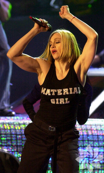 Madonna'nın sahne kıyafetleri