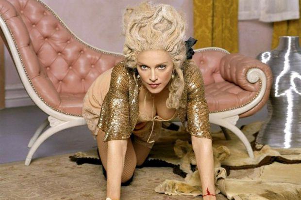 Madonna'nın en çok konuşulan sahne kıyafetleri…