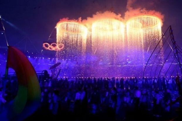 Yaz Olimpiyatları açılış töreni dünyayı hayran bıraktı!