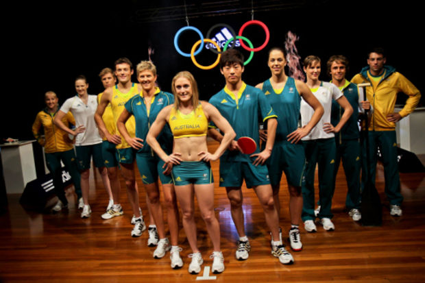 Olimpiyat Yaz Oyunları'nda giyilen formalar olay yarattı!