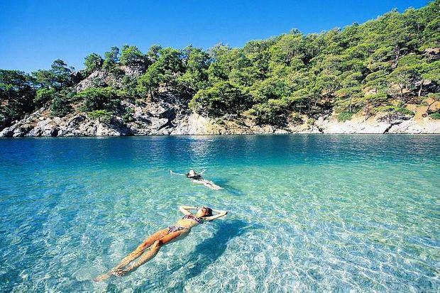 Türkiye'nin en iyi 10 plajı...
