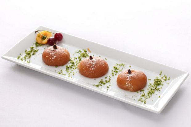 Şerbeti tatlıların en lezzetlisi Şekerpare...