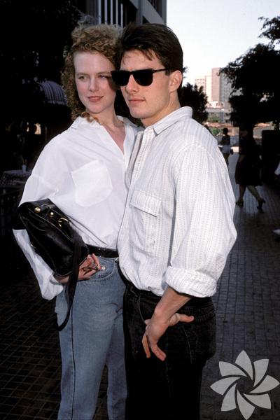 Nicole Kidman'ın stil evrimi...